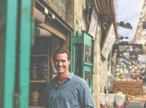 Tom Franz: So schmeckt Israel
