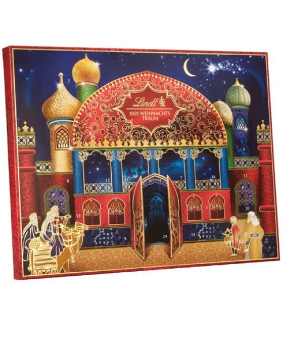 1001-Weihnachtstraum Adventskalender von Lindt
