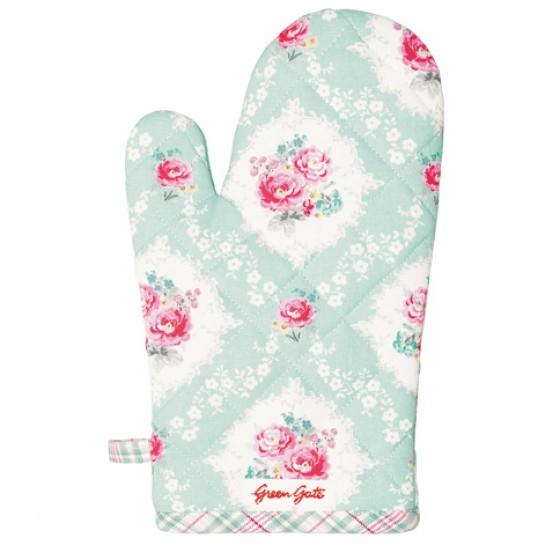 Ofenhandschuh/ Grill Glove Phoebe Mint von Greengate