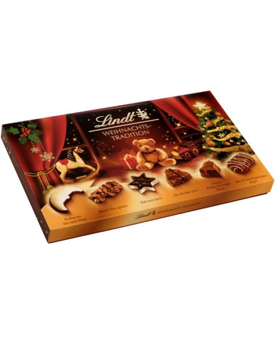 """""""Weihnachts-Tradition-Pralinés"""" von Lindt"""
