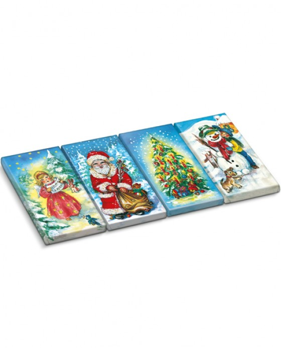 Weihnachts-Mini-Täfelchen von Filita