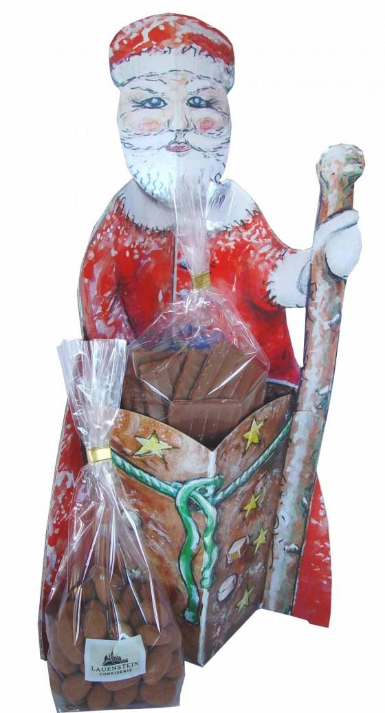 Nikolaus/Weihnachtsmann von Lauenstein Confiserie