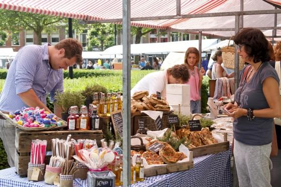 Foodevent Swan Market Dordrecht