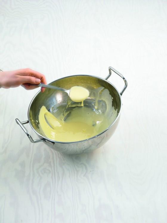Eiscreme zubereiten