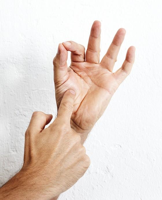 Der Fingertrick: Rare