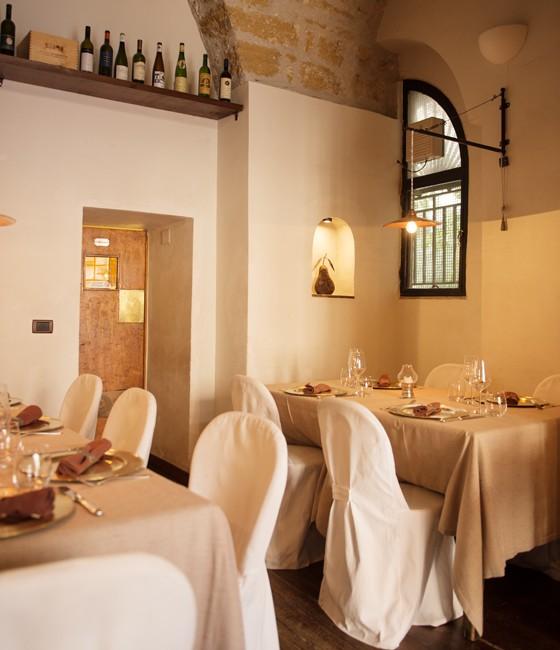 Palermo: Restaurant Osteria dei Vespri