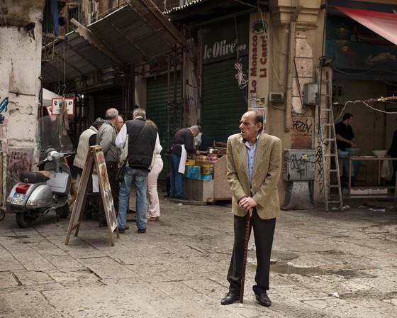 Palermo: Straßen-Leben
