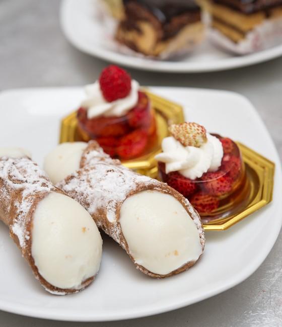 Palermo: Süße Cannoli