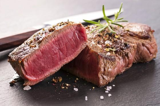 Garpunkt von Steak: Die Geschmäcker gehen auseinander