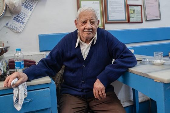 Istanbul Pando Kaymak Inhaber Pando Sestakof