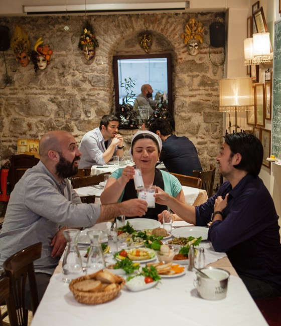 Istanbul Restaurant Mekan