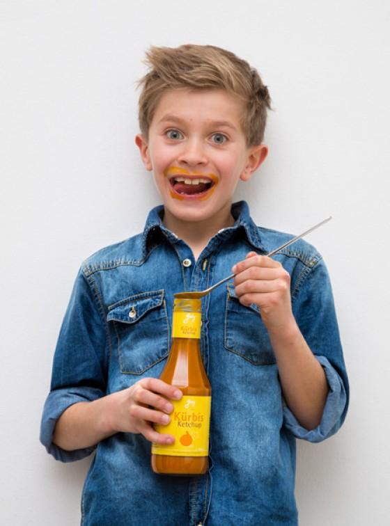 Hmm, lecker: Kürbis-Ketchup von Thalhammer