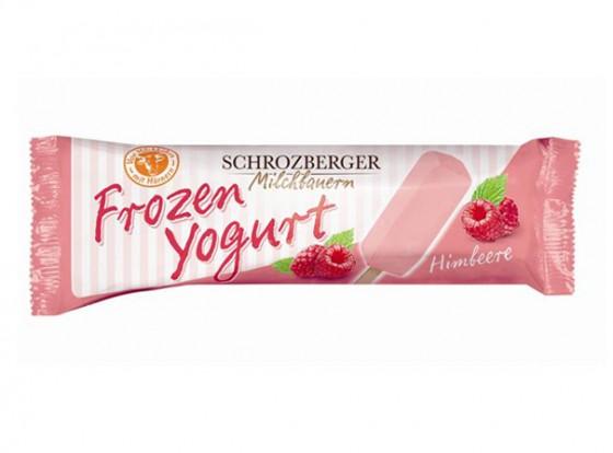 Tiegfgekühltes: Frozen Yoghurt am Stiel