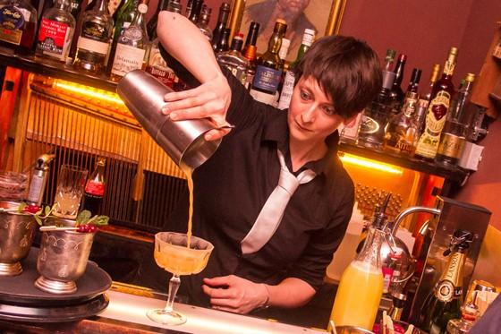 Bar Clockers Hamburg Bar-Chefin
