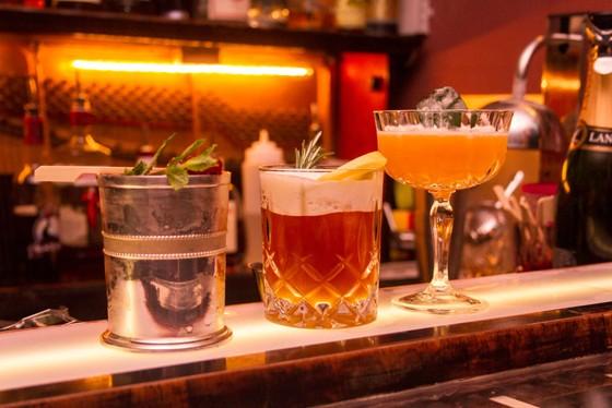Bar Clockers Hamburg Cocktails