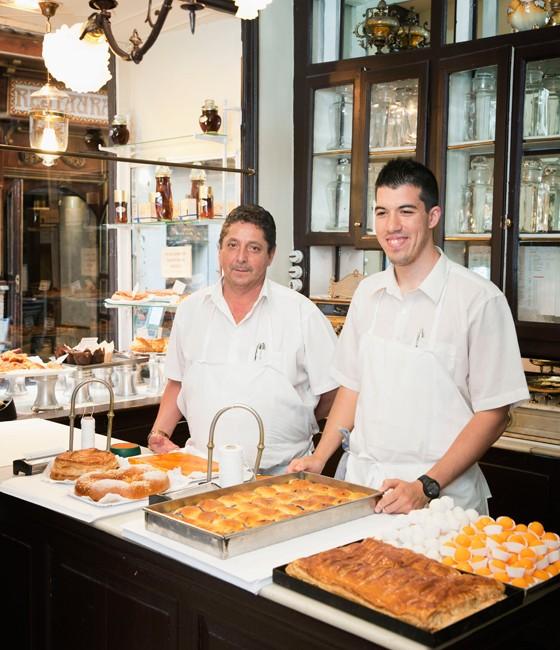 Madrid Antigua Pasteleria del Pozo
