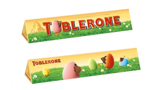 Toblerone Osteredition