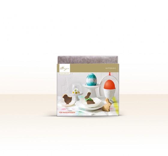 Vollmilchschokolade mit Butterkeksstückchen von Berger Feinste Confiserie