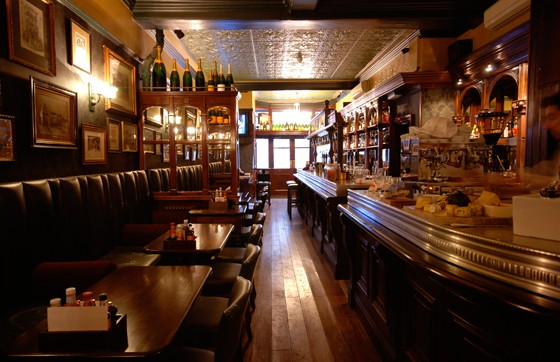 London Pub Fox und Anchor