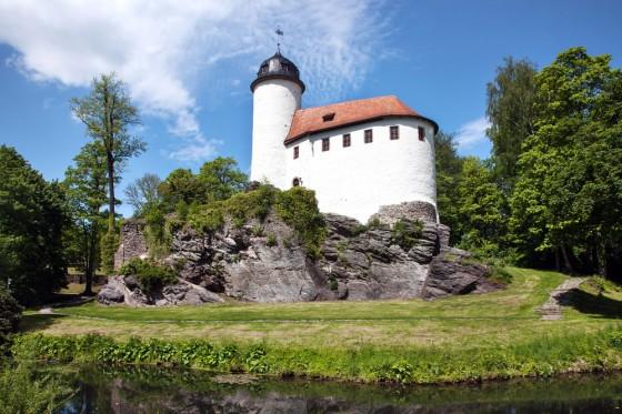 Burg Rabenstein Erzgebirge