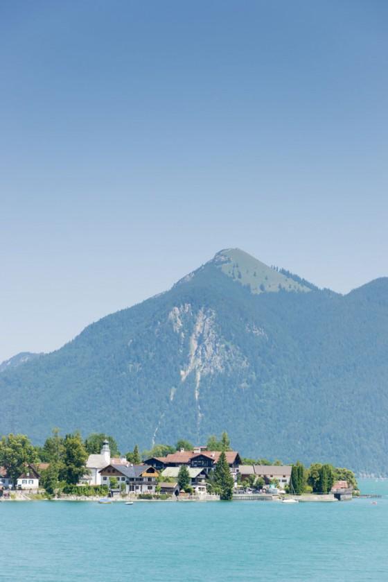Walchensee Oberbayern/Tölz