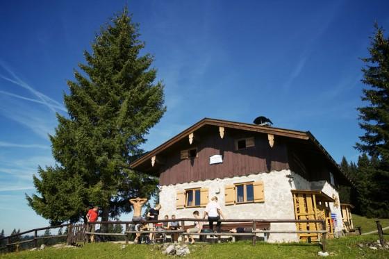 Winklmooshütte Chiemgauer Alpen