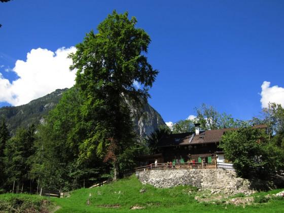 Werdenfelser Hütte Garmisch