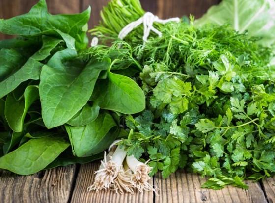 Der Detox Booster: Grünes Gemüse