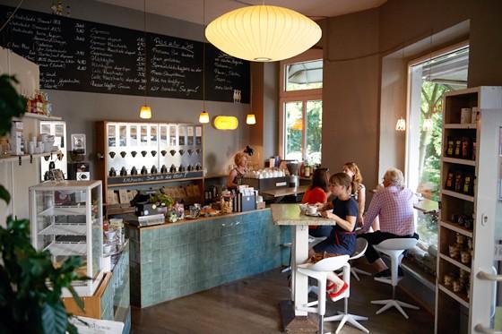 Kulinarische Reise Münster Cafe Roestbar