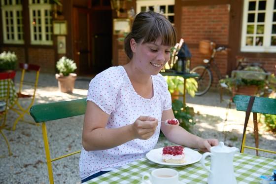 Kulinarische Reise Münster Anne Lucas Gasthaus Hoffschulte