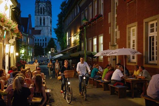 Kulinarische Reise Münster Kreuzstraße