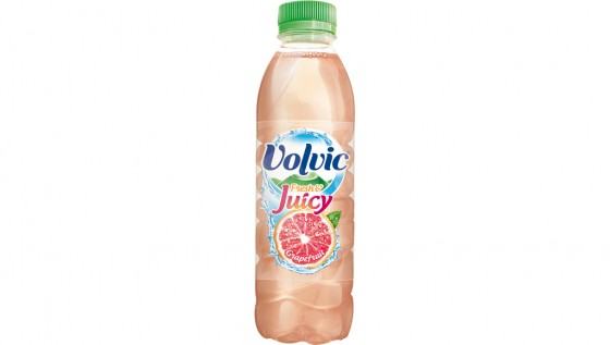 Volvic Fresh & Juicy Grapefruit