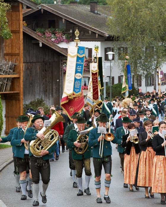 Chiemgau Musikkapelle in Chieming