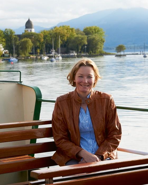 Chiemsee Anne Haupt Chiemsee-Schifffahrt