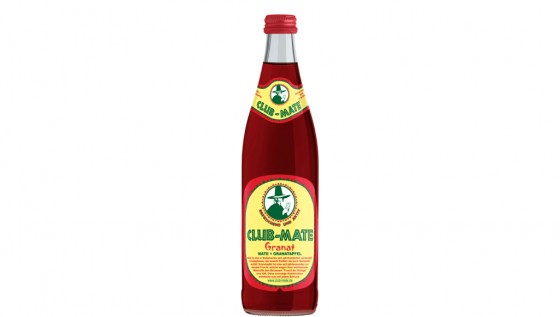 Club-Mate Granat