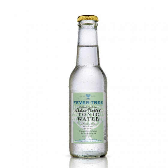Elderflower Tonic Water von Fever Tree