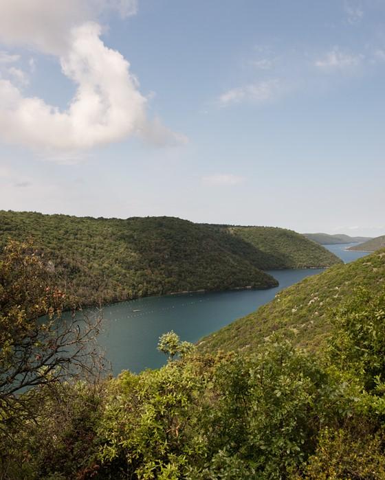 Limskikanal-Istrien