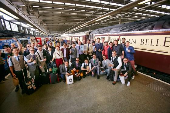 World Class 2014 St. Pancras