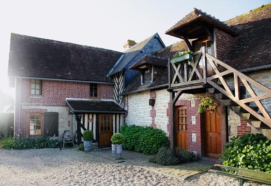 Le Cafe Forges Restaurant Beuvron En Auge