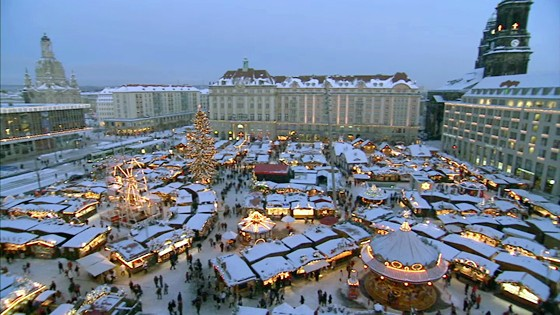 Dresdner Striezelmarkt Weihnachtsmarkt