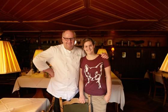 Kulinarische Botschafter für Baden: Karl-Josef und Viktoria Fuchs