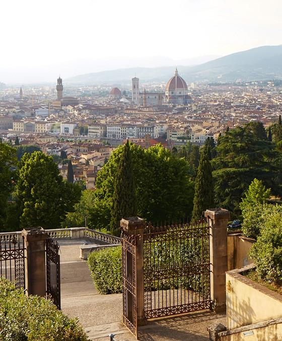 Florenz-Stadtbild-Dom-kulinarische Reise