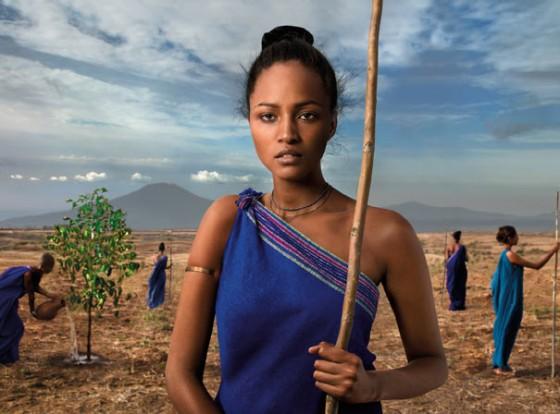 "Lavazza Kalender 2015: ""Our Roots"" von Steve McCurry"