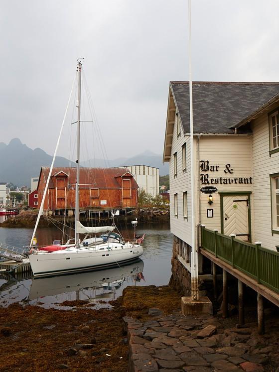 Norwegen-Lofoten-Restaurant-Borsen-Spiseri-kulinarische-reise