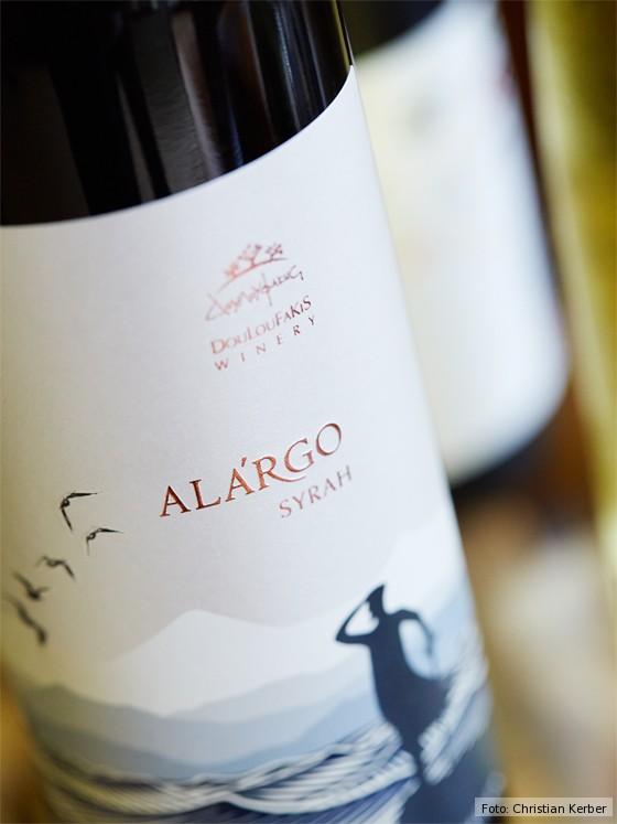 kulinarische-Reise-Kreta-Wein-Alargo-Syrah