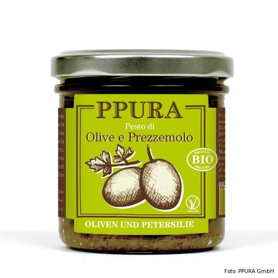 Veganes Pesto von PPURA