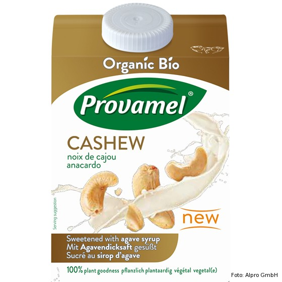 Bio Cashewdrink von Provamel