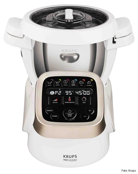 Multifunktionelle-Küchenmaschine-Prep-&-Cook-Krups