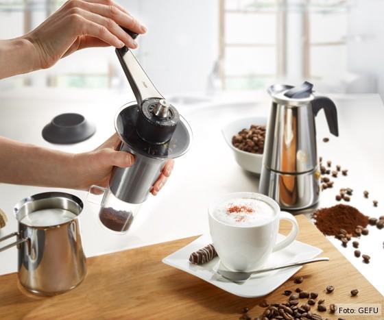 GEFU-LORENZO-Kaffeemühle