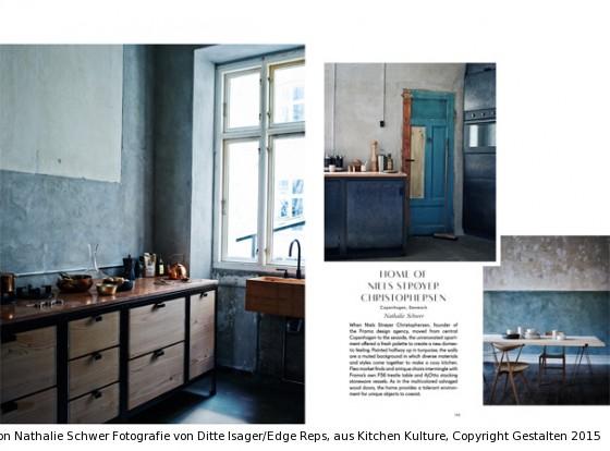 Kitchen Kulture: Home of Niels Stroyer Christophersen